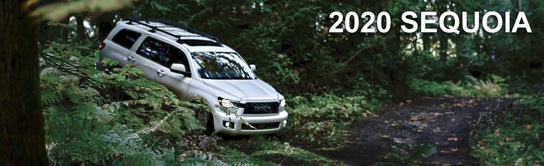 2020 Toyota Sequoia For Sale