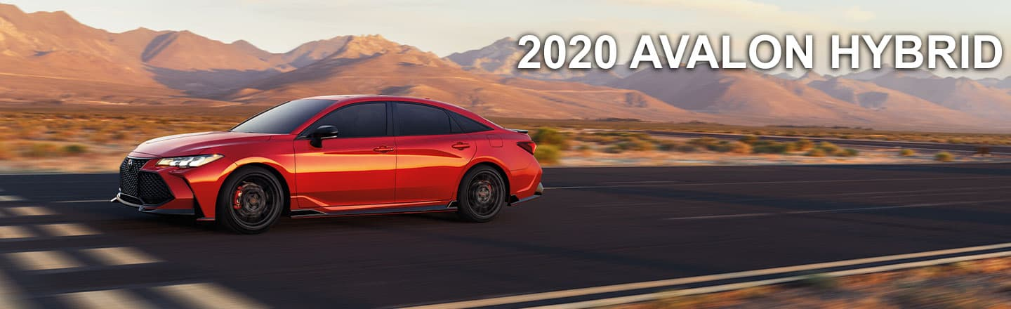 2020 Toyota Avalon For Sale