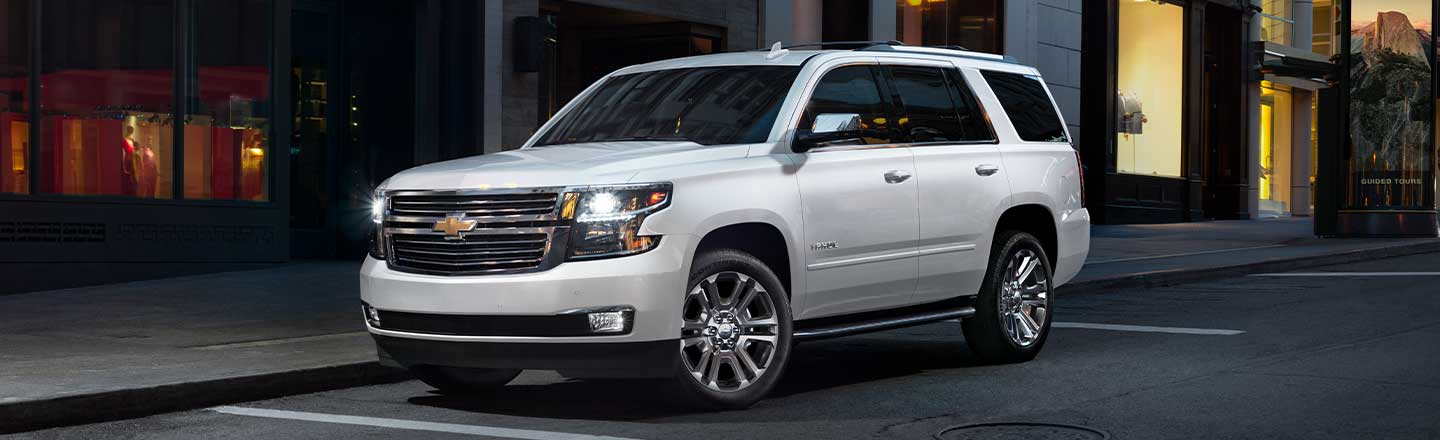 New 2020 Chevrolet Tahoe For Sale Near Decatur, Illinois