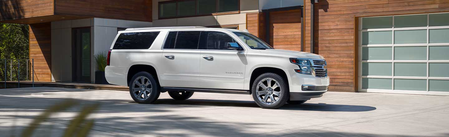 Upgrade To The New 2020 Chevrolet Suburban In Effingham, Illinois