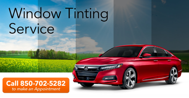 10% Off Any Window Tinting Service