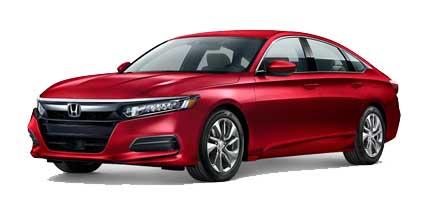 2020 Accord 1.5 LX Sedan CVT