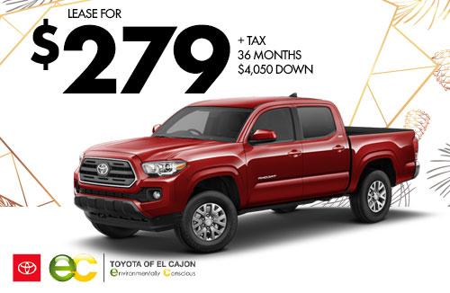 2019 Tacoma 2WD SR Access Cab