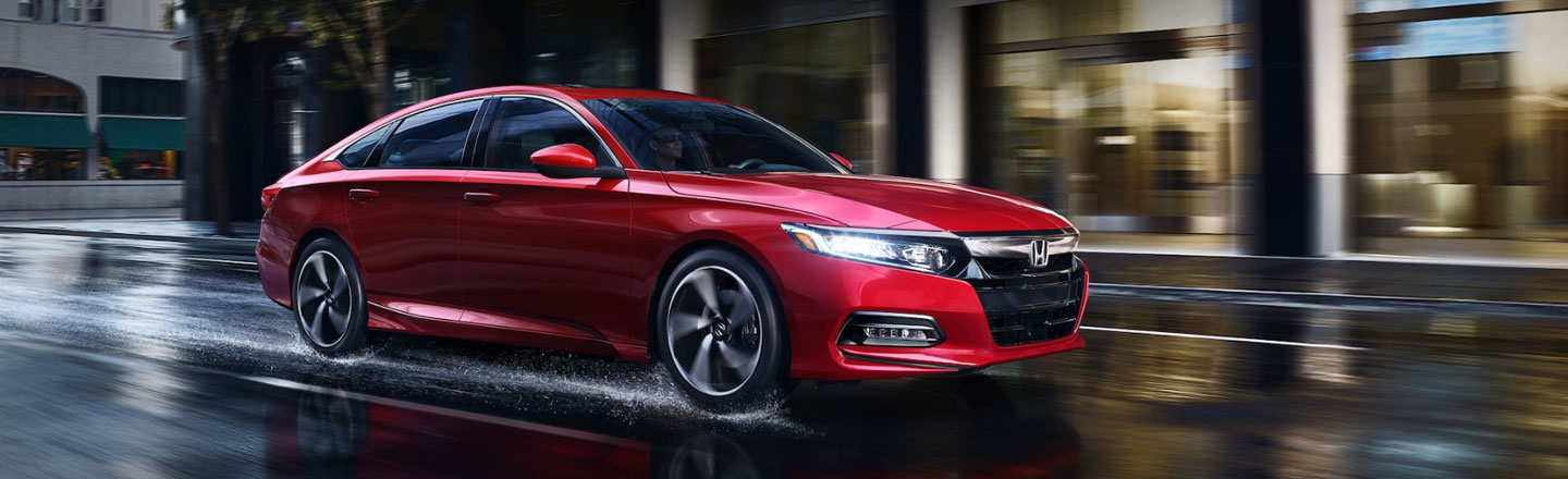 The 2020 Honda Accord Is Here To Take Cocoa, FL Area By Storm