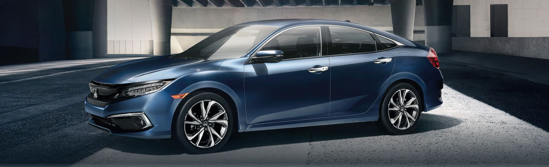 The New 2020 Honda Civic Sedan Is Available At Space coast Honda