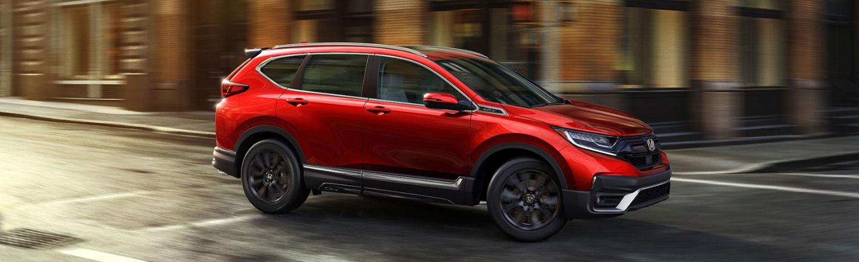 Discover The New 2020 Honda CR-V SUV In Cocoa, Florida!