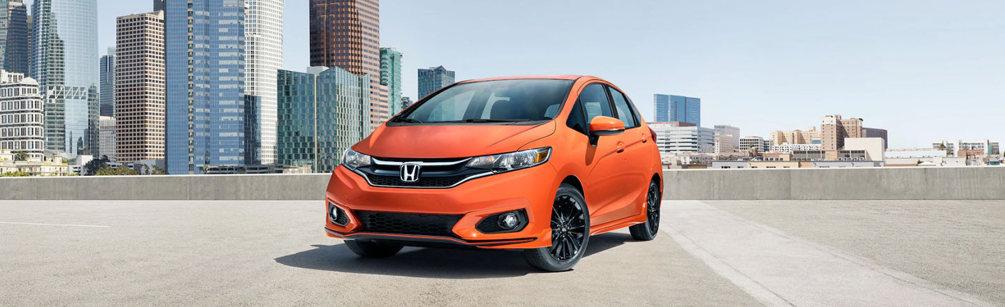 Meet The Quick & Nimble 2020 Honda Fit Hatchback In Cocoa, Florida