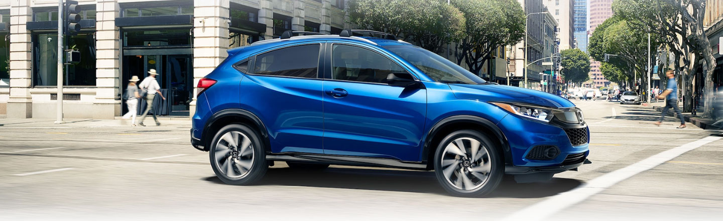 Explore The 2020 Honda HR-V Now Available At Our Dealership In Cocoa