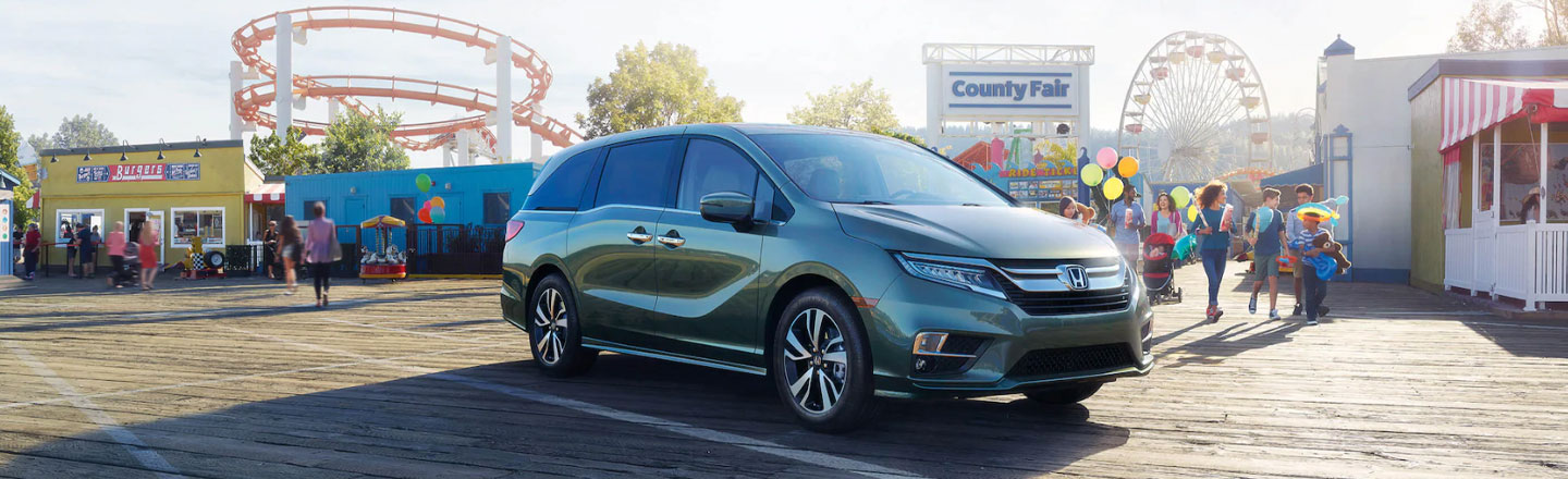 Discover Your Next Family Ride With The 2020 Honda Odyssey In Cocoa