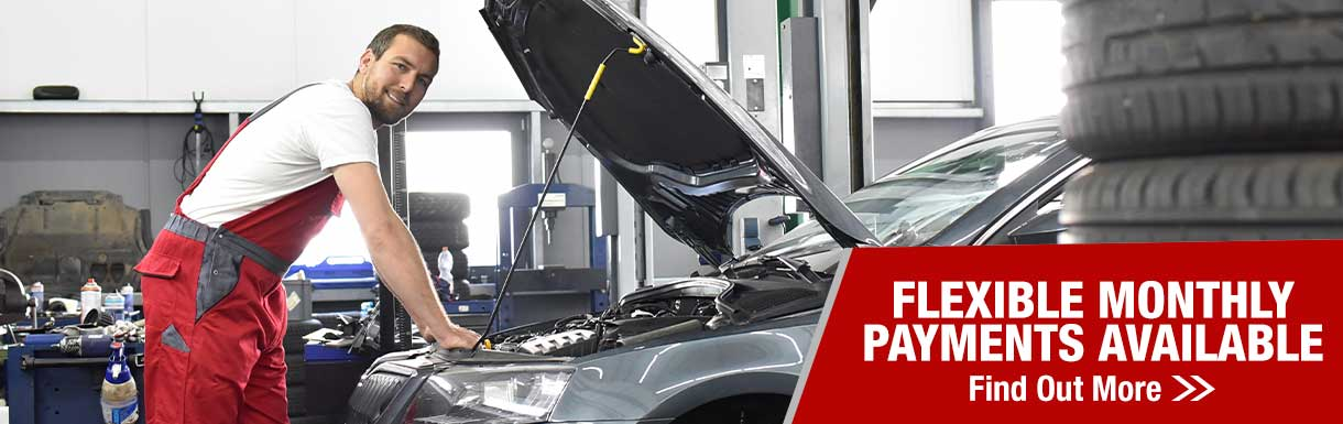 Check out our Service Specials at Parks Toyota of Deland