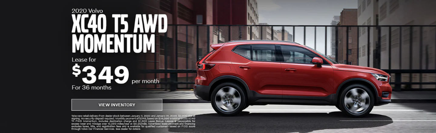 XC40 Special