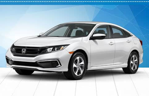 2020 Honda Civic LX CVT
