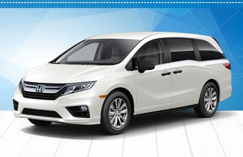 2019 Honda Odyssey LX Automatic
