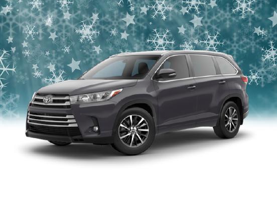 <small>2019 Toyota</small> Highlander