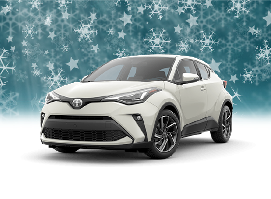<small>2020 Toyota</small> C-HR