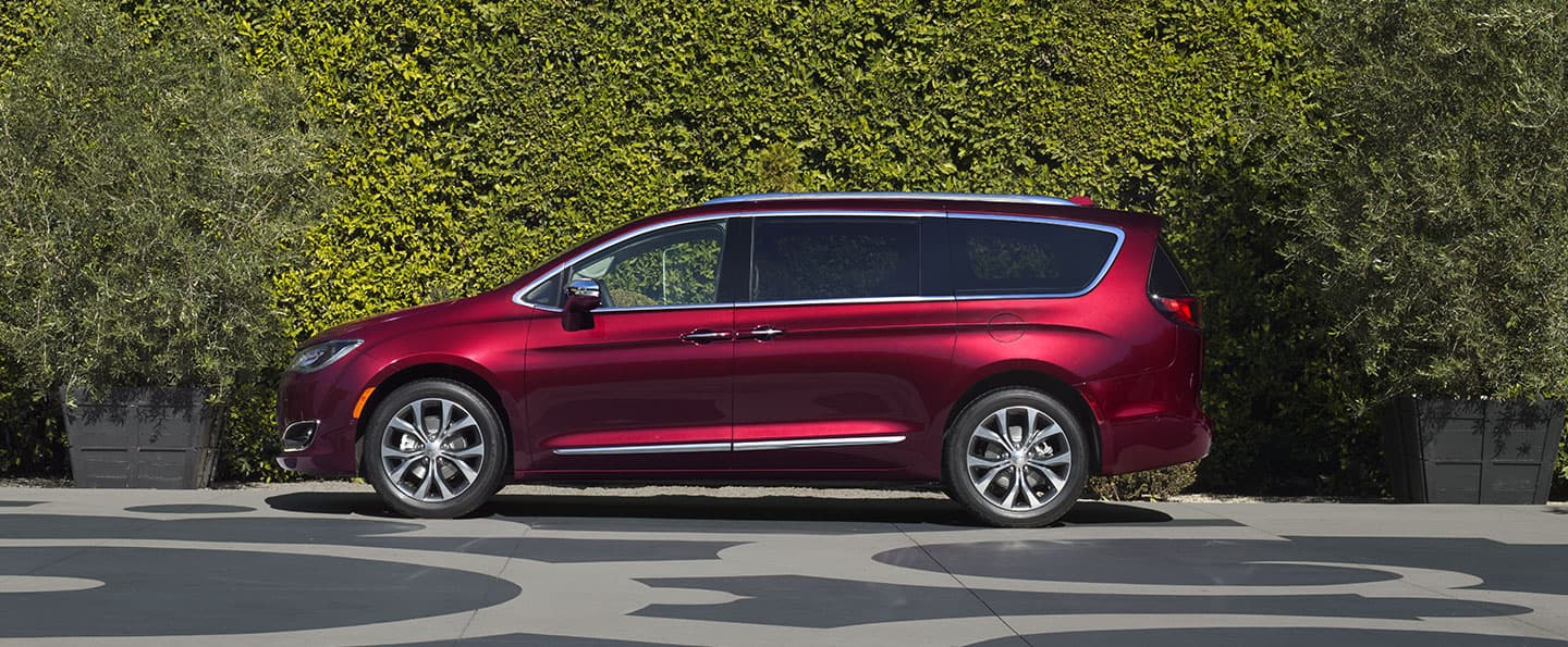 2020 Chrysler Pacifica available at Premier CDJR of Tracy