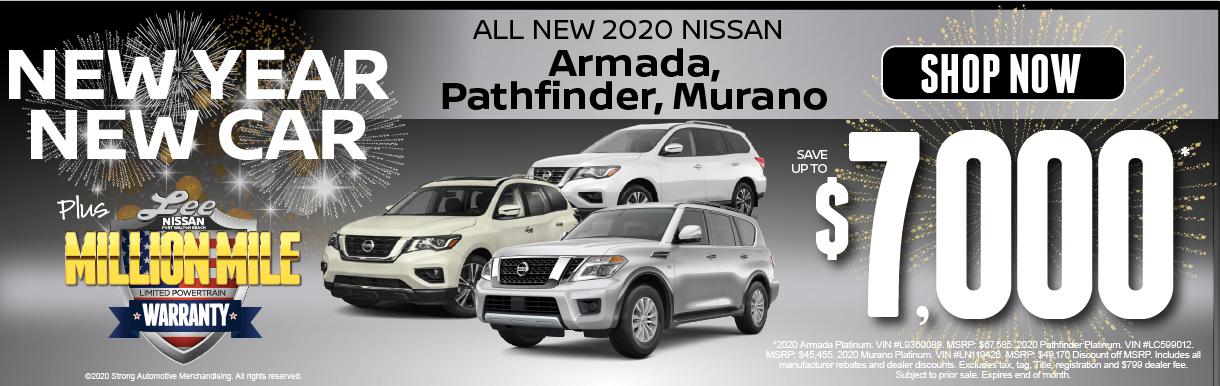 January Multi-Vehicle