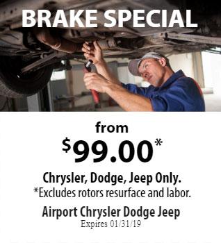 Brake Special