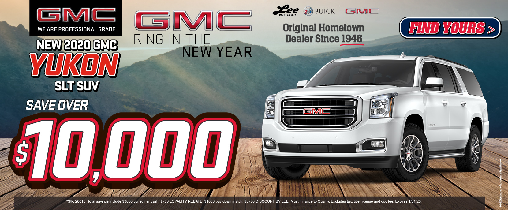 Gmc Dealer Near Me >> Buick And Gmc Dealer In Crestview Fl Serving Fort Walton