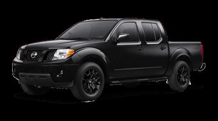 2019 Nissan Frontier SV Midnight CrewCab 4x4