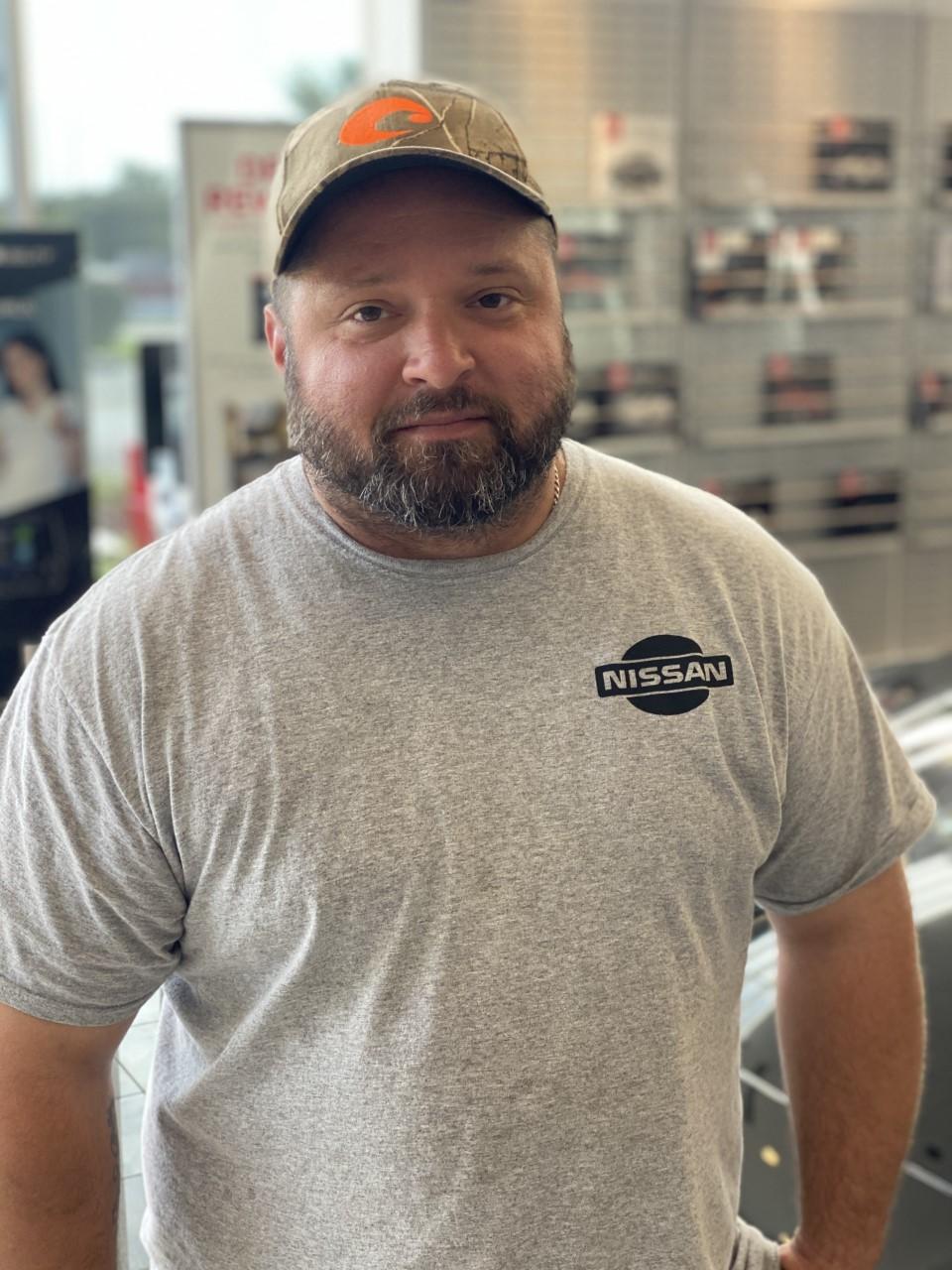 Chad  McDade Bio Image