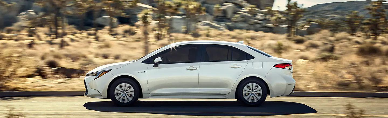 2020 Toyota Corolla Hybrid in Odessa, TX, near Midland