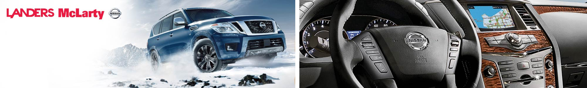 2020 Nissan Armada Interior and Exterior