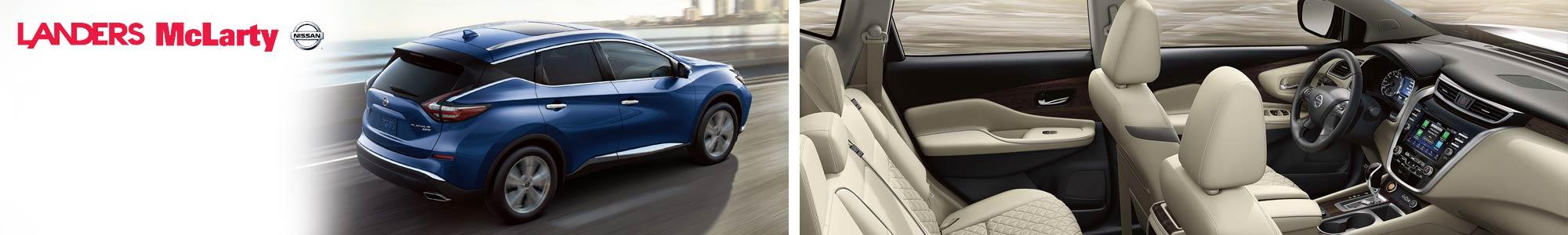 2020 Nissan Murano Interior and Exterior