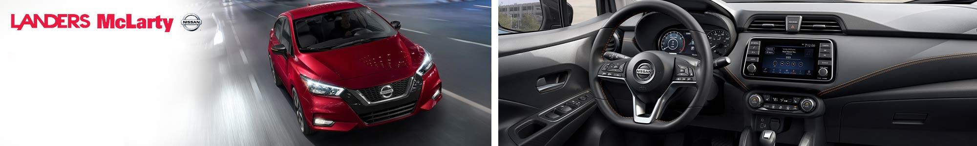 2020 Nissan Versa Interior and Exterior