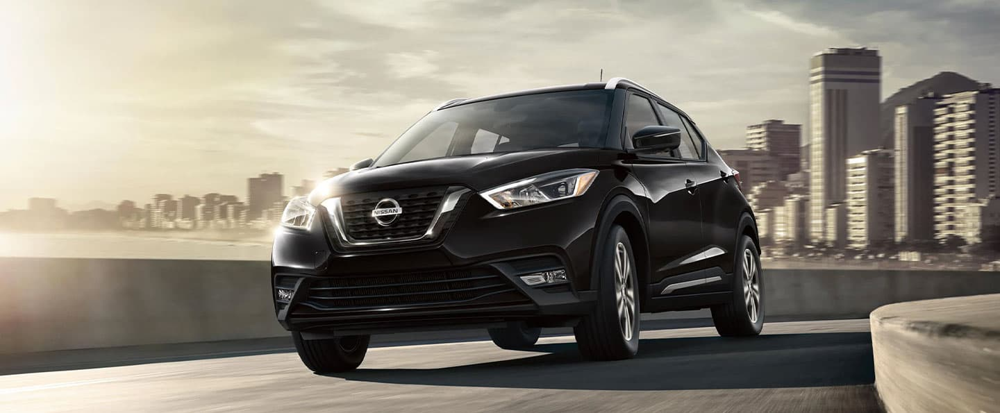 Black 2020 Nissan Kicks