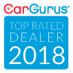 CarGurus Top Rated Dealer 2018