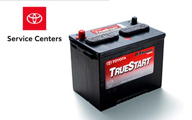 Toyota Truestart® Batteries