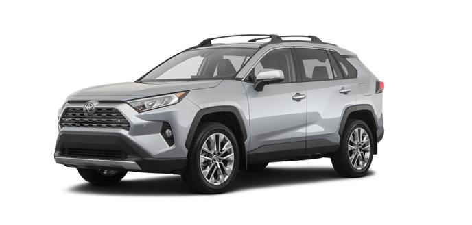 2020 Toyota RAV4 LE Lease