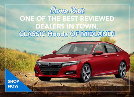 Welcome to Honda of Midland