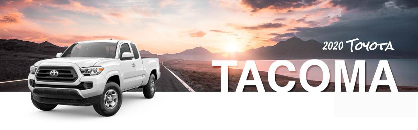 2020 Toyota Tacoma at Shottenkirk Toyota of Granbury