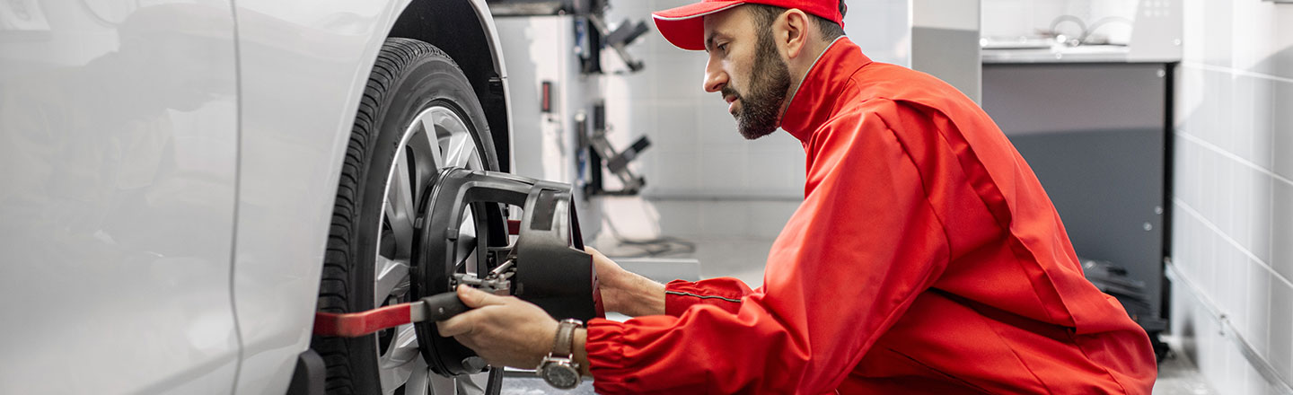 Professional Automotive Wheel Alignment In Langhorne, Pennsylvania
