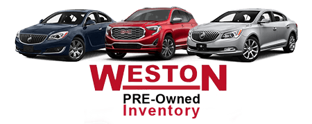 weston pre-owned inventory