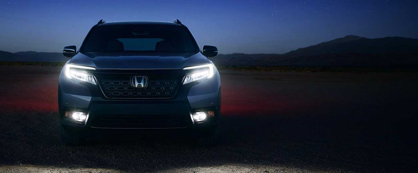 New 2020 Honda Passport
