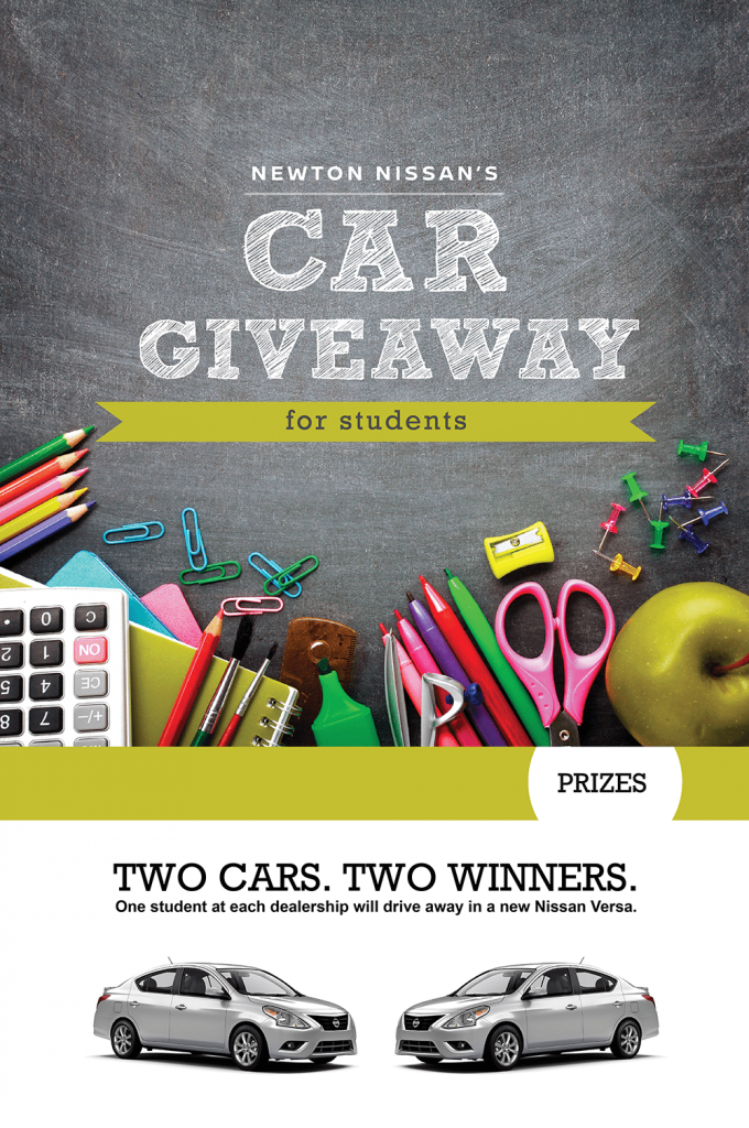 Student Car Giveaway