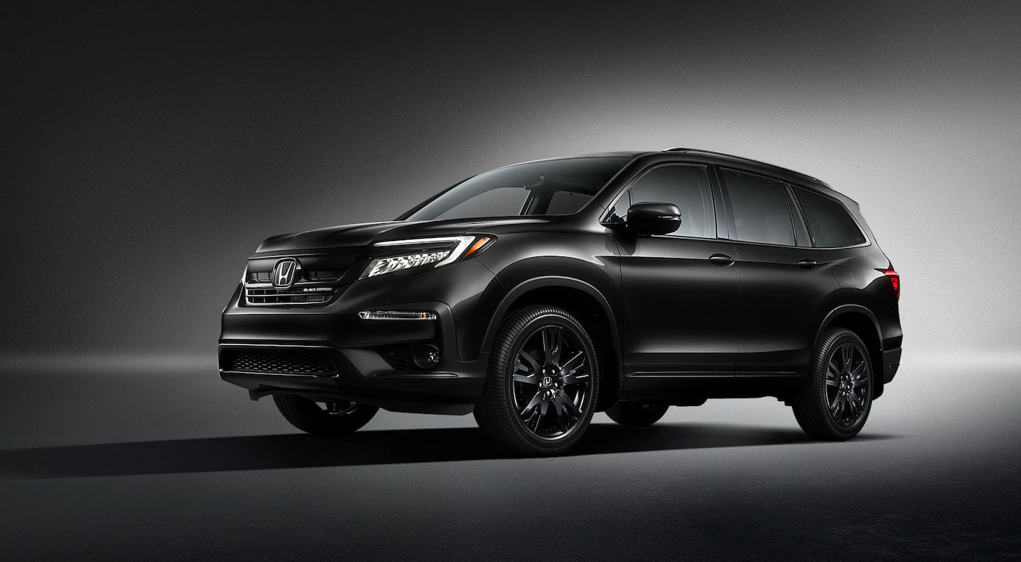 2020 Pilot SUV for sale, features