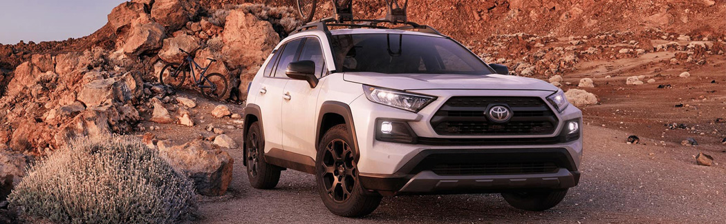 2020 Toyota RAV4 SUV Available At Walker Jones Toyota Near Douglas