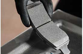 PROFESSIONAL BRAKE PADS