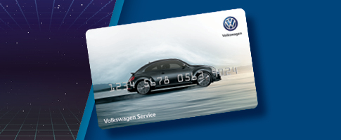 VW Service Credit Card