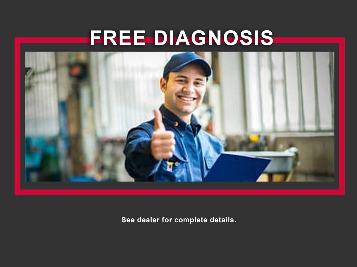 Free Diagnosis Special Coupon