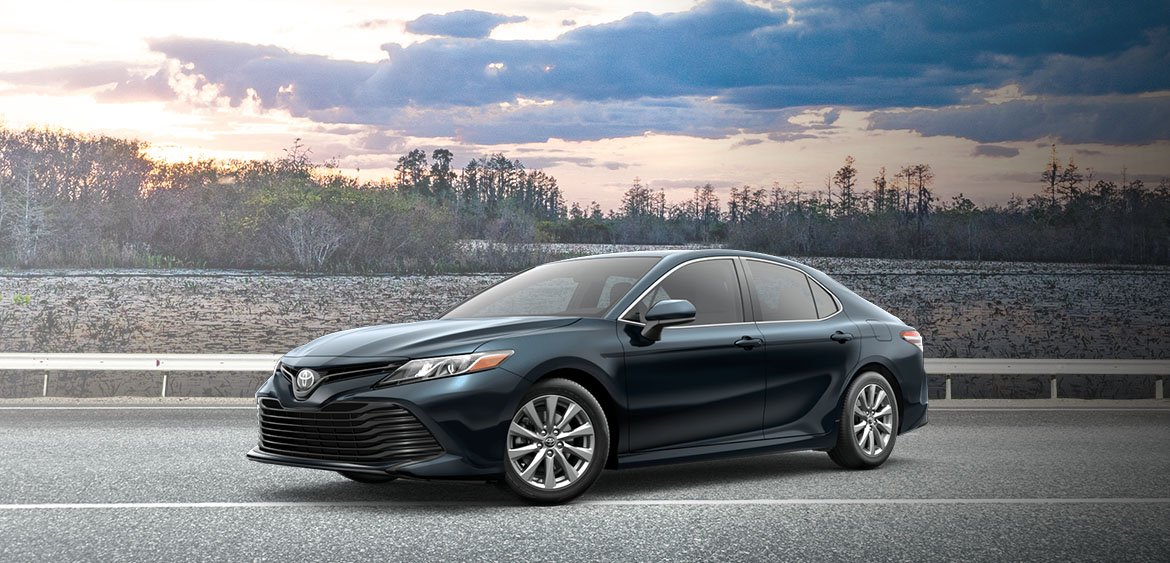 2020 Toyota Camry LE Automatic