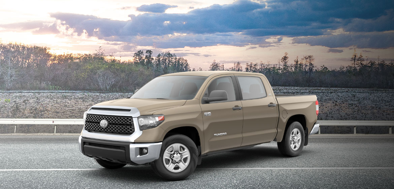2020 Toyota Tundra SR5 Automatic