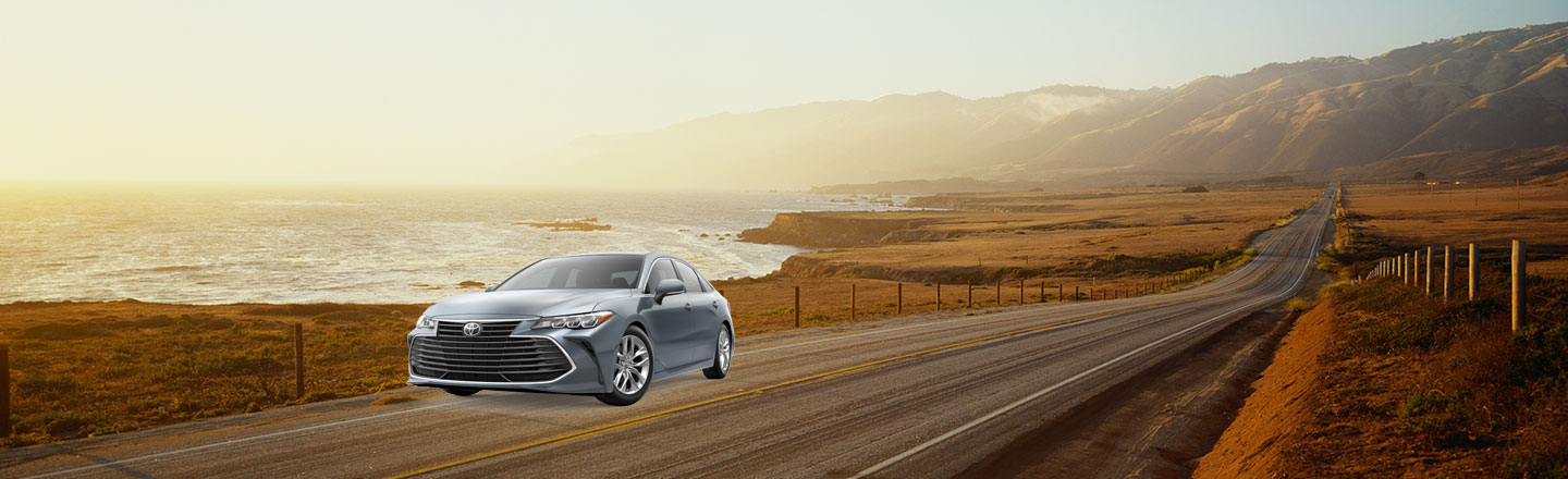 2020 Avalon On Road