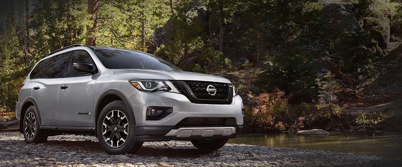 Premier Nissan 2020 Nissan Pathfinder