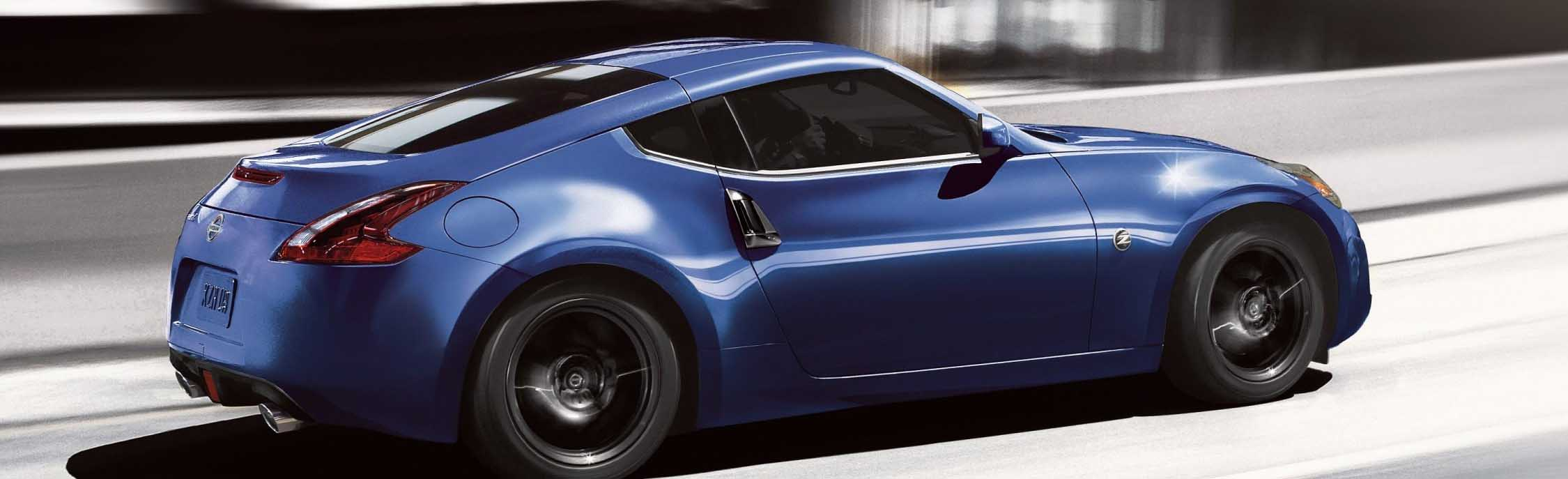 Meet The 2020 Nissan 370Z Sports Car In Tomball, TX, Near Aldine