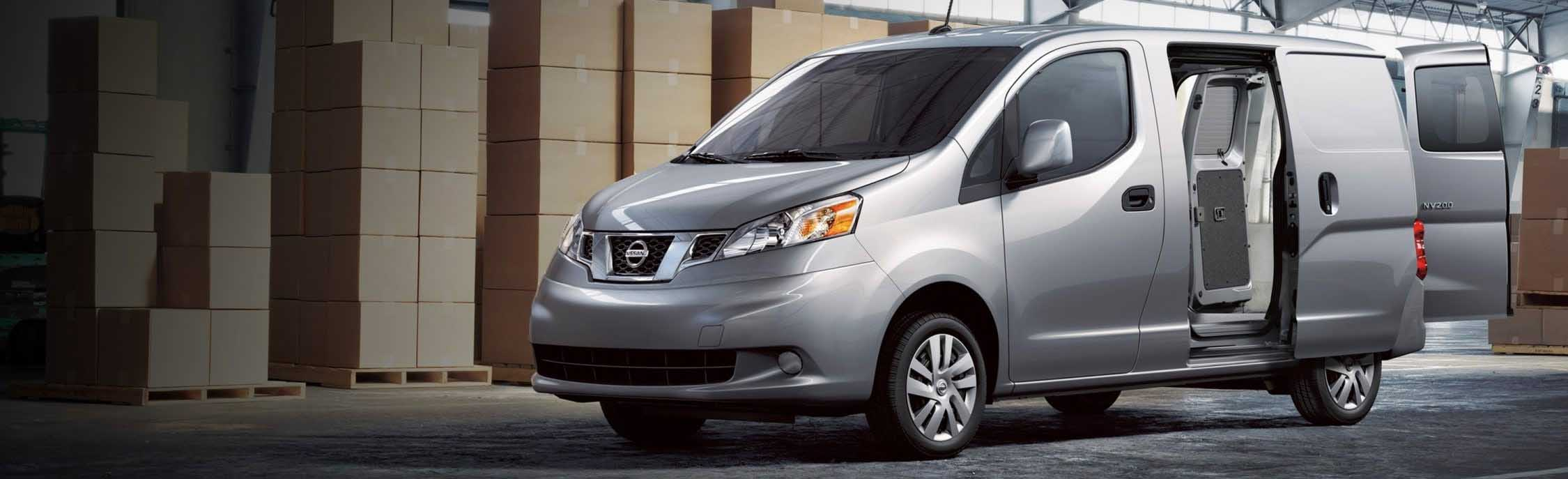 Take On Tomball, Texas, With A 2020 Nissan NV200 Compact Cargo Van
